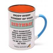 "Чаша - ""Birthday"""