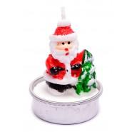 Коледна свещ - Дядо Коледа