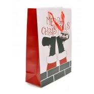 Коледна торбичка - 42 х 30 х 12 см