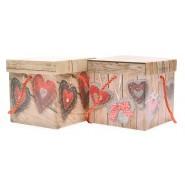 Подаръчна кутия 25 х 25