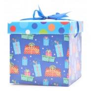 Подаръчна кутия 25 х 25см