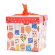 Подаръчна кутия 15 х 15см