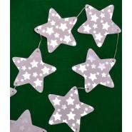 Гирлянд звезди