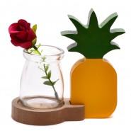 вази_от_дърво