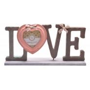 "Рамка за снимка - ""Love"""
