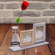 Рамки за снимки 2 в 1 и ваза