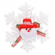 Коледна фигурка - снежинка