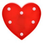 Светещо сърце