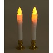 Коледна свещ - 2 броя