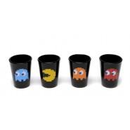 Чаши за шот - Pac-man doodle