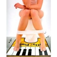 Пиано за тоалетна