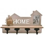 Декоративна закачалка Home