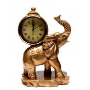 Настолен часовник - слон