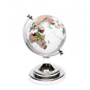 Малък стъклен глобус 5см