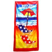 Плажна хавлия кърпа