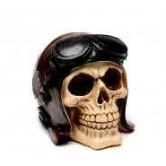 Касичка - череп