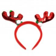 Коледна диадема - еленски рога