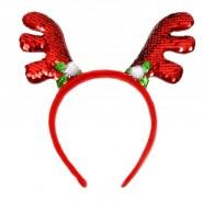 Коледна диадема еленски рога