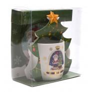 Керамична чаша Дядо Коледа
