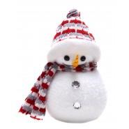 Коледна фигурка снежен човек