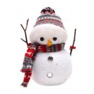 Коледна фигурка на снежен човек