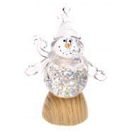 Светеща фигурка снежен човек