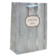 Подаръчна торбичка дървена ограда