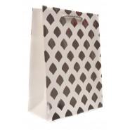 Подаръчна торбичка геометрични фигури