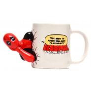 Керамична чаша комикс герой Дедпул