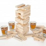 Дървена кула за напиване - дженга