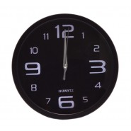 Стилен часовник черен