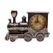 Часовник будилник локомотив