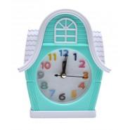 Настолен часовник къщичка