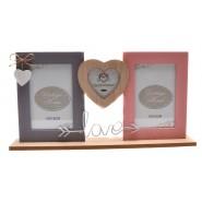 Рамки за снимки 3 в 1 - Love
