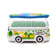 Касичка във формата на автобус