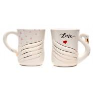 Стилна керамична чаша за любим човек