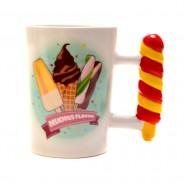 Керамична чаша - сладолед