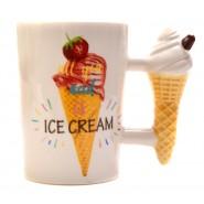 Керамична чаша сладолед