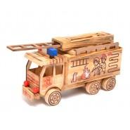 Дървена пожарна