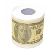 Тоалетна хартия - долари