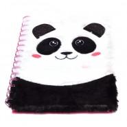 Тефтер - панда