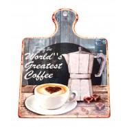 Керамична подложка кафе