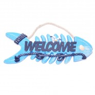 Табела Welcome - риба
