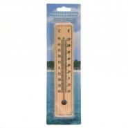 Дървен термометър