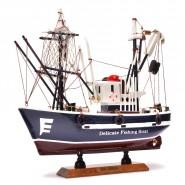 Макет на рибарски кораб