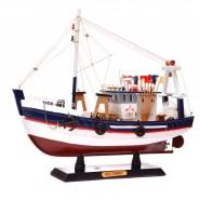 Рибарско корабче макет