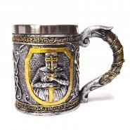 Чаша - рицар с меч