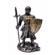 Фигурка на рицар - кръстоносец