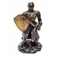 Фигурка рицар кръстоносец