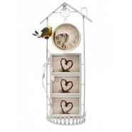 Часовник с рамки за снимки